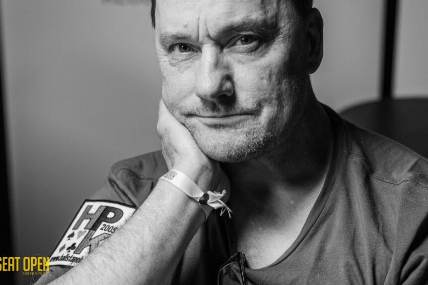 Göran Engfors ute på sjätte plats i HORSE-turneringen