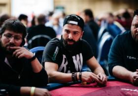 Sirin Öngörur leder Malta Poker Festival