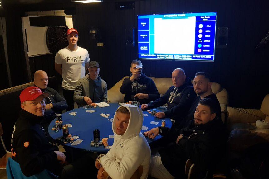 Poker i Strengnäs… Strängnäs!