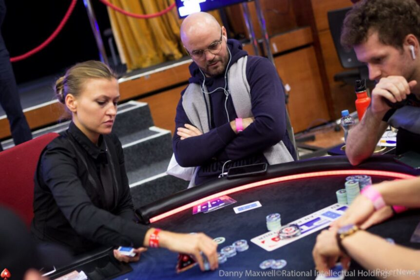 Zahiti på plats 21 i €5300 EPT Main