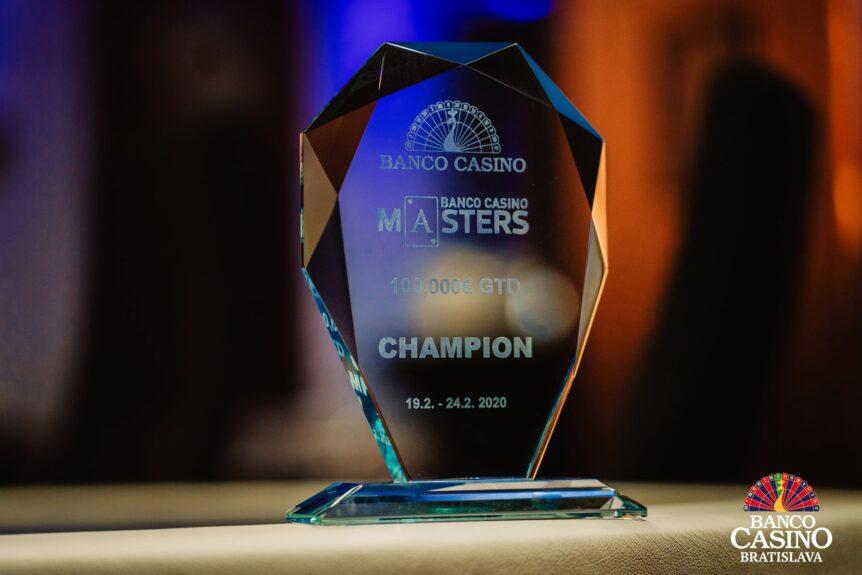Livestream Banco Masters Final 16