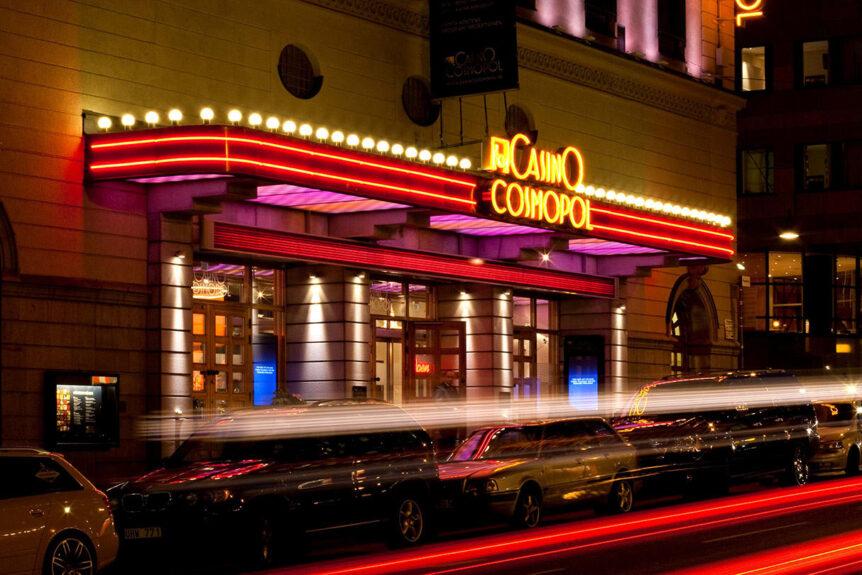 Casino Cosmopol stänger tillfälligt