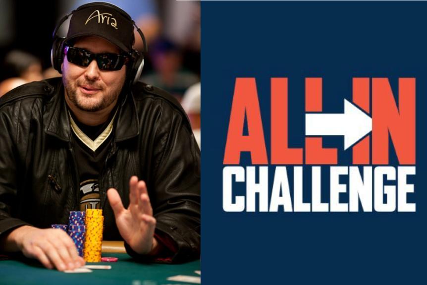 Poker Brat drar in $17500 till #ALLINCHALLENGE