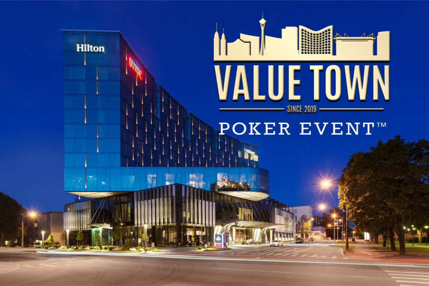 Value Town partner till Poker-SM
