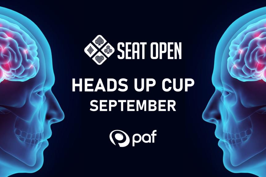 Seat Open arrangerar Heads Up Cup på Paf