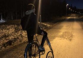 NATTSTILT3 SÄTTER BJURHOLM PÅ KARTAN!