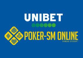 UNIBET BLIR EXKLUSIV PARTNER TILL POKER-SM ONLINE 2021-2023!