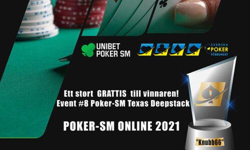 Poker-SM Event 8