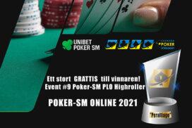 Poker-SM Event 9