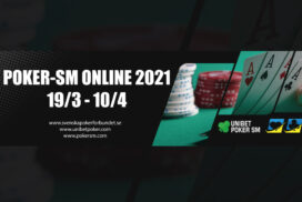 Poker-SM Online 2021