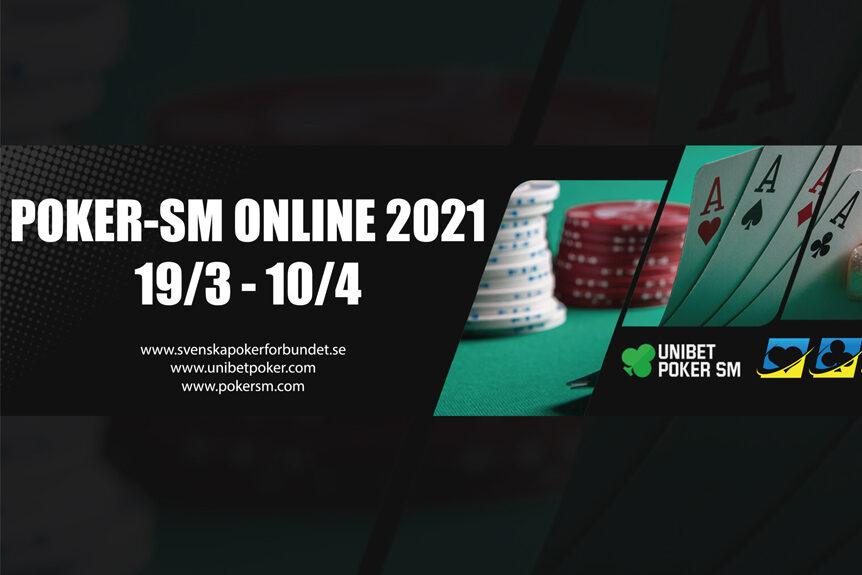 POKER-SM ONLINE 2021, summering